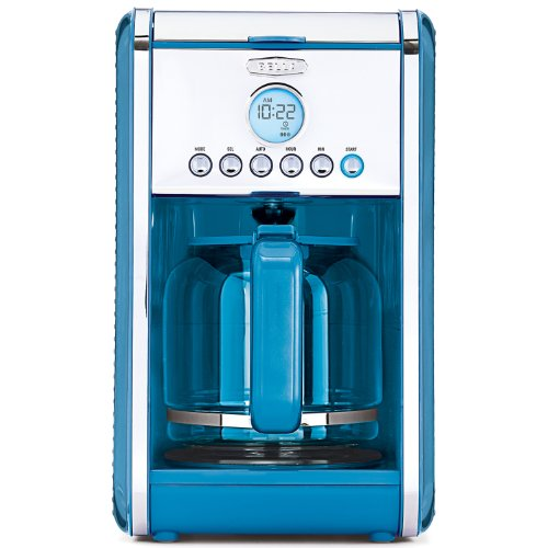 Bella Linea Collection 12-Cup Coffee Maker - Blue