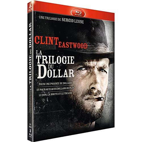 La trilogie du dollar en Blu-Ray