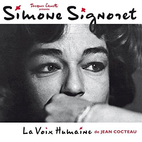 La Voix Humaine audiobook cover art
