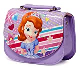 Zest 4 Toyz Cute Cartoon Design Sling Bag with Magnetic Button Closure
