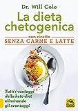 La dieta chetogenica con ricette senza carne e latte