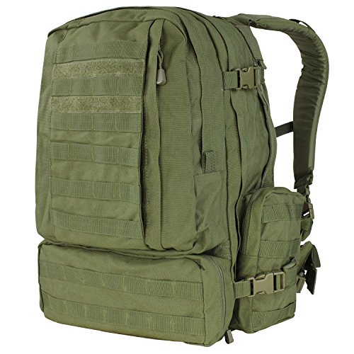 Condor 3-Day Assault Pack Oliv Drab