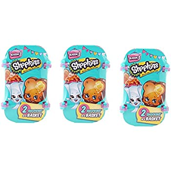 Shopkins Series 3 Basket with 2 Inside (Set o | Shopkin.Toys - Image 1