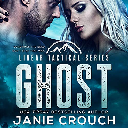 Ghost: Linear Tactical Series audiobook cover art