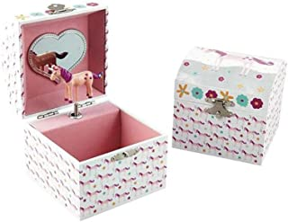 Floss & Rock FR35P2431 Unicorn Jewellery Box