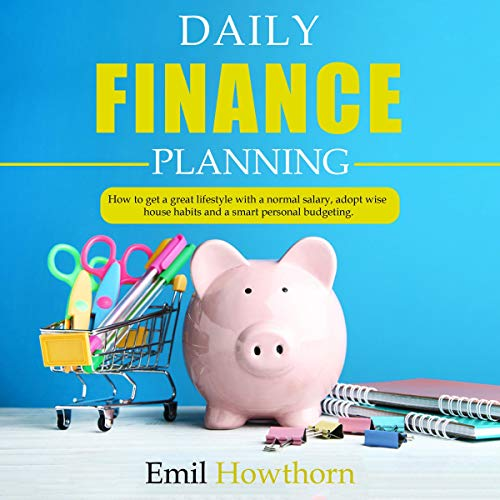 Daily Finance Planning cover art