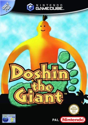 Doshin the Giant GameCube PAL España
