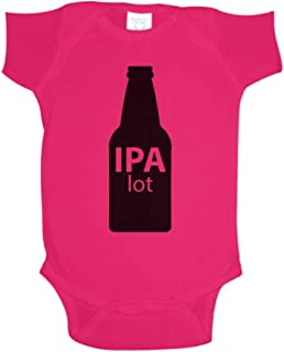 IPA Lot Baby One Piece or Toddler T-Shirt