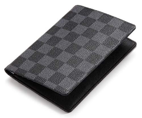 Daisy Rose Luxury Passport Holder Cover Case | PU Vegan Leather RFID Travel...