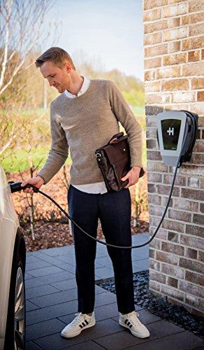 Heidelberg Wallbox Home Eco – Ladestation Elektro- & Hybrid Autos 11 kW maximale Ladeleistung (5m) - 2