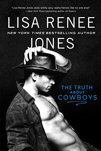 The Truth About Cowboys (Texas Heat Book 1)