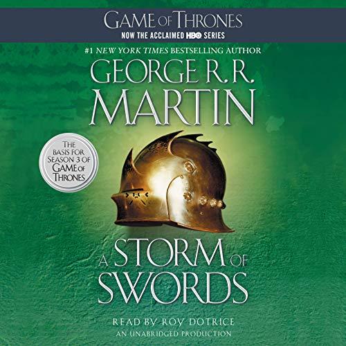 A Storm of Swords cover art