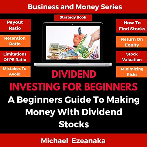 Couverture de Dividend Investing for Beginners