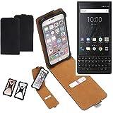 K-S-Trade® Handy Schutz Hülle Für BlackBerry KEY2