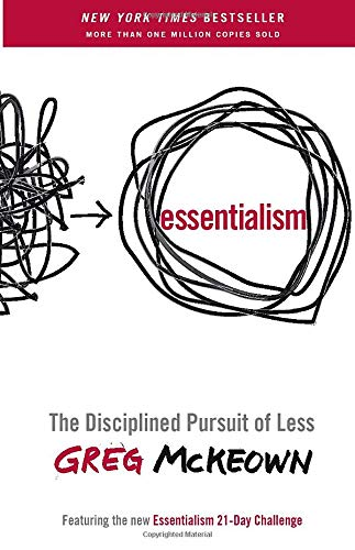 Real Estate Investing Books! - Essentialism: The Disciplined Pursuit of Less