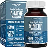 L Methyl Folate 15mg Plus Methyl B12 Cofactor...