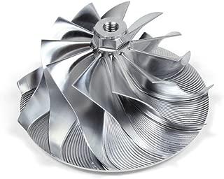 DieselSite Billet Turbo Compressor Wicked Wheel 2 for 04.5-05 Duramax LLY