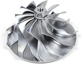 DieselSite Billet Turbo Compressor Wicked Wheel 2 for 04.5-05 Duramax LLY
