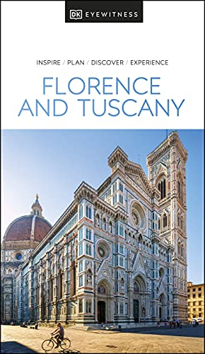 DK Eyewitness Florence and Tuscany (Travel Guide) (English Edition)