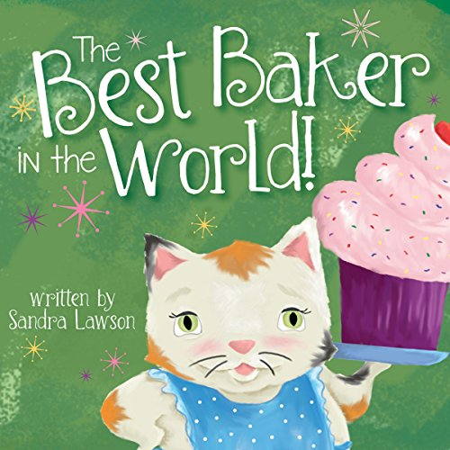 The Best Baker in the World! audiobook cover art