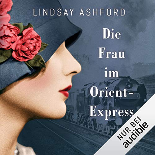 Die Frau im Orient-Express cover art