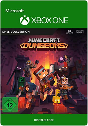 Minecraft Dungeons Standard | Xbox One - Download Code