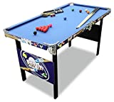 Chad Valley 1,2 m Table de Jeu de Billard/Snooker.