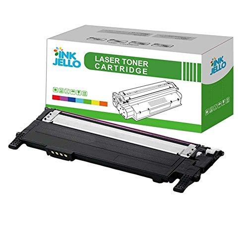 InkJello Compatibile Toner Cartuccia Sostituzione Per Samsung CLP-360 CLP-365 CLP-365W CLX-3300 CLX-3305 CLX-3305FN CLX-3305FW CLX-3305W Xpress SL-C410W SL-C460FW SL-C460W CLT-M406S (Magenta)