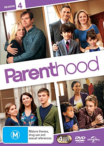 Parenthood - Season 4 (4 DVDs)