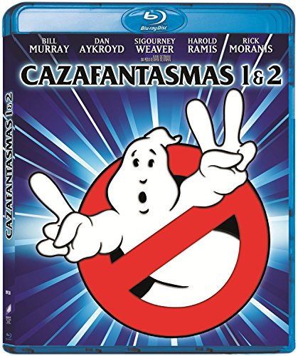 Cazafantasmas 1,2 - Bd Duo [Blu-ray]