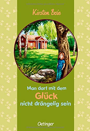 Buchseite und Rezensionen zu 'Man darf mit dem Glück nicht drängelig sein' von Kirsten Boie