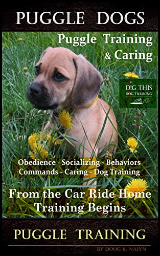 Puggle Dogs, Puggle Training & Caring By D!G THIS DOG TRAINING Obedience – Socializing – Behaviors - Commands – Caring – Dog Training: From the Car Ride ... Begins Puggle Training (English Edition)