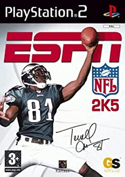 Playstation 2 ESPN NFL 2K5  used