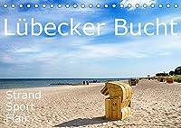 Luebecker Bucht Strand - Sport - Flair (Tischkalender 2022 DIN A5 quer): Die Vielfalt - hier wird sie sichtbar (Monatskalender, 14 Seiten )