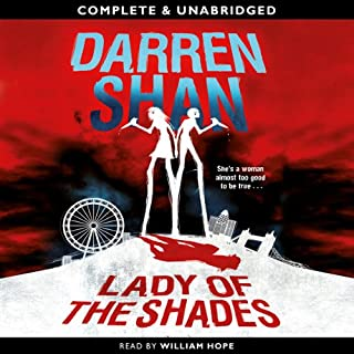 Lady of the Shades cover art
