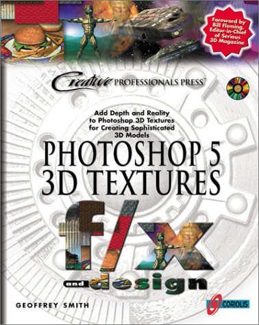 Photoshop 5 3d Textures F/X and Design (Coriolys Groupe)