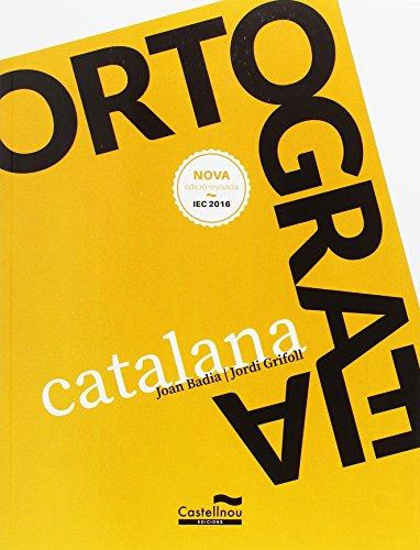 Ortografia catalana: 1 (Cuadernos de la ESO)