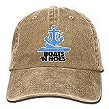 913 Gorras De Golf Barcos Y Azadas Anchor Cool Gorra De Visera...