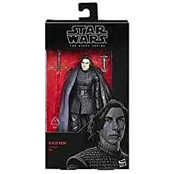 Episode Acht Kylo Ren Actionfigur Black Series