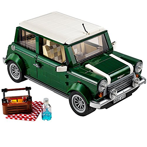 LEGO Creator Expert 10242 Mini Cooper Building Kit by LEGO