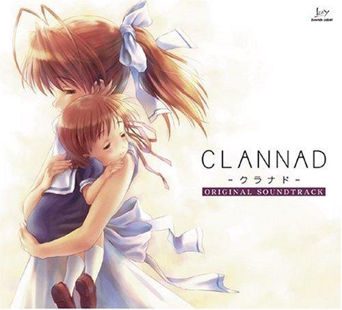Key Sound Label『CLANNAD Original SoundTrack(KSLA-0012~14)』