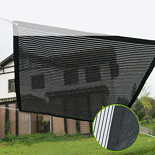 Filet d'ombrage Double Face Tissu Pare-soleil pour Villa/Plante Extérieure/Patio, Bâche de Protection Réfléchissante en Aluminium Bord avec Oeillets (Size : 1.5×2m)