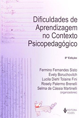 Dificuldades de aprendizagem no contexto psicopedagógico
