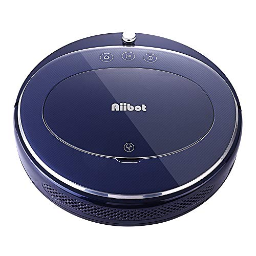 Best Prices! IslandseLow Noise Intelligent Vacuum Cleaner Sweeping Robot Self-refilling Four Cleanin...