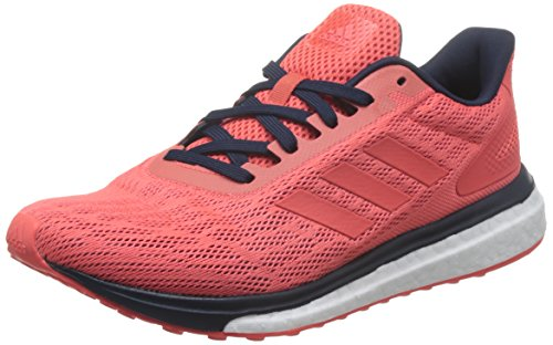 Adidas Response lt w, Zapatillas de Running Mujer, Rojo (Rojo/(Corsen/Corsen/Tinley) 000), 38 EU