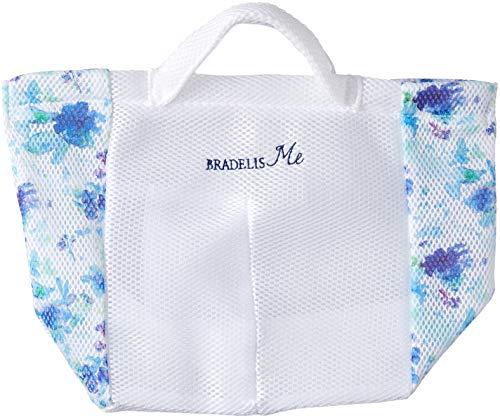 [ブラデリス ニューヨーク] ランドリーネット 洗濯ネット ブラデリス ミー Plusme Laundry Bag フローラルブルー 日本-(-)