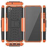 Hongjian Funda para Huawei Maimang 9 Huawei Mate 40 Lite TNN-AN00 Soft Shell Viewing Bracket Case Cover 8