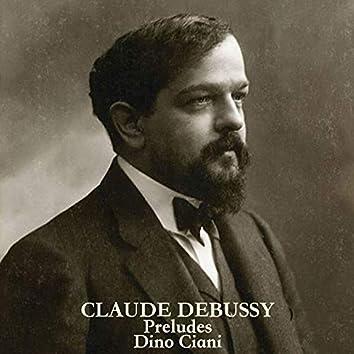 Claude Debussy: Préludes