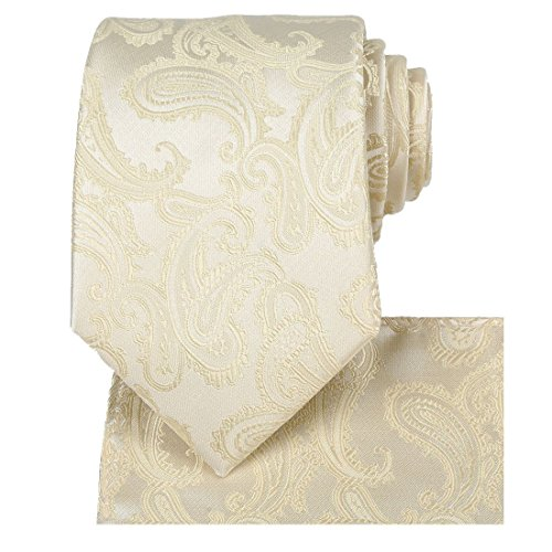 Ivory Graceful Ties - 9