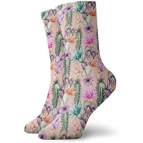 WlyFK Beiläufige – Calcetines de señalización de regalo, cómodos calcetines cortos de vestido, para el senderismo atlético